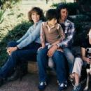 Jane Fonda and Tom Hayden with kids Troy Garity and Vanessa Vadim