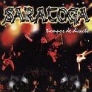 Saratoga Album - Tiempos de directo
