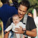 Chad Lowe and daughter Mabel Painter Lowe