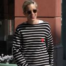 Samantha Ronson Steps Out Post- Bike Bruise-Up - 454 x 726