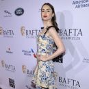 Lily Collins : The BAFTA Los Angeles Tea Party