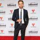 Mauricio Hénao- Billboard Latin Music Awards - Arrivals - 349 x 519
