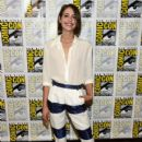 Willa Holland– Comic-Con International 2016 - 'Arrow' Press Line - 410 x 600