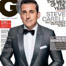 Steve Carell - GQ Magazine Cover [United States] (2 December 2014)