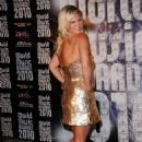 Rachel Hunter - World Music Awards 2010 At The Sporting Club On May 18, 2010 In Monte Carlo, Monaco