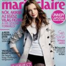 Sophie Srej - Marie Claire Magazine Cover [Hungary] (May 2010)