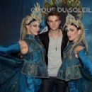 "CW's ""The Originals"" cast member Nathaniel Buzolic attends Amaluna opening night at the Big Top at Atlantic Station on October 3, 2014 in Atlanta, Georgia"