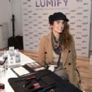 Nikki Reed – Beauty Bar featuring LUMIFY Redness Reliever Eye Drops in NY - 454 x 317