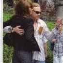Axl Rose and Dyan O'Connor