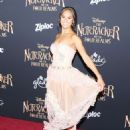 Misty Copeland – 'The Nutcracker And The Four Realms' Premiere in LA - 454 x 576