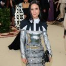 Jennifer Connelly – 2018 MET Costume Institute Gala in NYC - 454 x 807