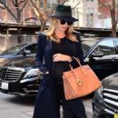Rosie Huntington Whiteley out in NYC - 454 x 565