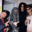 Fred Durst, Rob Zombie, Kid Rock, Howard Stern - 454 x 303