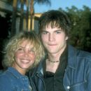 Ashley Scott and Ashton Kutcher - 441 x 612