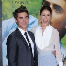 Zac Efron and Amanda Crew