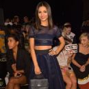 Victoria Justice Dkny Womens Fashion Show In Nyc