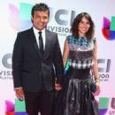 Julian Roman and Ana Serradilla- Univision's 2015 Upfronts - 404 x 600