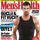 Ibrahim Celikkol - Men's Health Magazine Cover [Turkey] (December 2014)