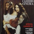 Isabelle Adjani - Cahiers du Cinéma Magazine Cover [France] (May 1994)