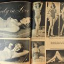 Rita Hayworth - Screen Stars Magazine Pictorial [United States] (April 1954) - 454 x 335