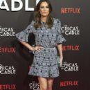 Mar Saura- 'Las Chicas Del Cable' Madrid Premiere