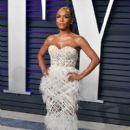 Janet Mock :  2019 Vanity Fair Oscar Party