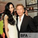 L'Wren Scott and Daphne Guinness host an intimate dinner at Romera, New York, America - 15 Sep 2011 - 454 x 568