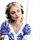 Actress Bella Heathcote attends SiriusXM's Entertainment Weekly Radio Channel Broadcasts From Comic-Con 2016 at Hard Rock Hotel San Diego on July 21, 2016 in San Diego, California