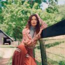 Lily Aldridge for InStyle Magazine (September 2018) - 454 x 612
