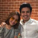 Jason Abalos and Kris Bernal