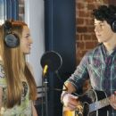 Bridgit Mendler and Nicholas Jonas