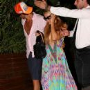 Paris Hilton Spotted On Vacation With Her Boyfriend In Ibiza