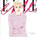 Michelle Williams Covers ELLE UK December 2011