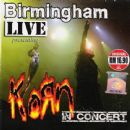 Birmingham Live Presenting Korn In Concert