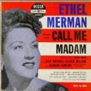 Call Me Madam Ethel Merman