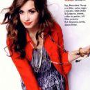 Demi Lovato - 'Seventeen' In Spanish, April 2009
