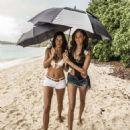 Victorias Secret Models Bikini Fashion Shoot In Puerto Rico