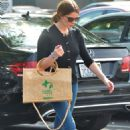 Ashley Greene Street Style Out and About In La