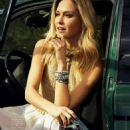 Bar Refaeli Elle Spain Magazine March 2015