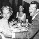 Dean Martin and Jeanne Martin
