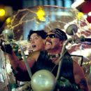 Jake Gyllenhaal and Danny Trejo in Touchstone's Bubble Boy - 2001