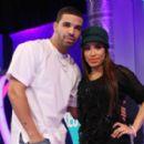 Drake and Keshia Chante