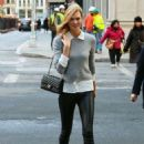 Karlie Kloss Street Style Out In Nyc
