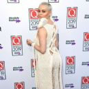 Rose McGowan – The Q Awards 2019 at The Roundhouse in London - 454 x 660
