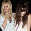 Ashley Tisdale's 'Truly' Fun Night Out