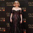 Imogen Poots – 2018 Olivier Awards in London - 454 x 636