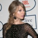 Taylor Swift attends the 56th annual GRAMMY Awards Pre-GRAMMY Gala and Salute to Industry Icons honoring Lucian Grainge at The Beverly Hilton on January 25, 2014 in Beverly Hills, California