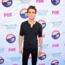 Paul Wesley at the 2012 Teen Choice Awards (July 22)