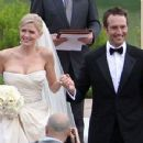 Michael Vartan and Lauren Skaar - Wedding Photos - 350 x 350