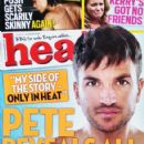 Peter Andre - Heat Magazine Cover [United Kingdom] (8 August 2009)